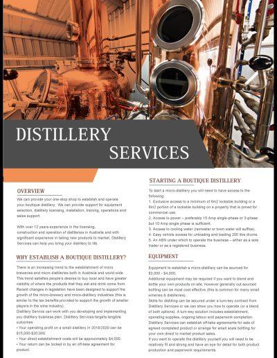 Distillery Brochure Pg 2